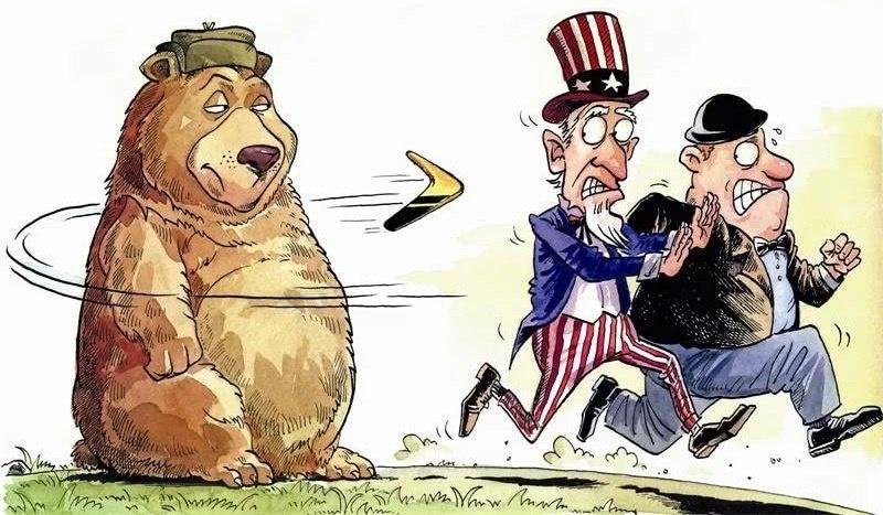 сша и санкции юмор картинки простым